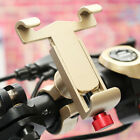 Aluminum Bicycle Bike Scooter MTB Handlebar Baby Stroller Phone Holder Mount