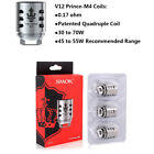 (US Big Sale) Smok3 TFV12 Prince Tank Replacement Coils Q4/X6/T10/M4/Mesh Coils <br/> ▲ Buy 2 boxes add 1 box for free ▲ US FAST FREE SHIP ▲