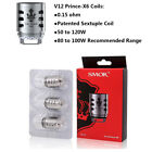 (US Big Sale) Smok3 TFV12 Prince Tank Replacement Coils Q4/X6/T10/M4/Mesh Coils