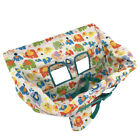 Portable 3-in-1 Infant Shopping Cart Travel Bag Dining Chair Cover