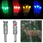 """Automatically Lighted Led Arrow Nocks For Hunting Crossbow Arrows ID.297-.302"""""""
