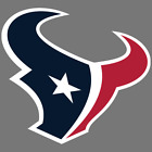 Houston Texans NFL Car Truck Window Decal Sticker Football Laptop Bumper