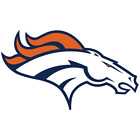 Denver Broncos NFL Car Truck Window Decal Sticker Football Laptop Yeti Bumper $6.49 USD on eBay