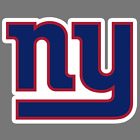 New York Giants NY NFL Car Truck Window Decal Sticker Football Laptop Wall $3.99 USD on eBay