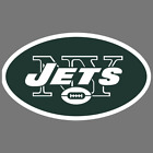 New York Jets NY NFL Car Truck Window Decal Sticker Football Laptop Yeti Bumper