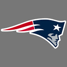 New England Patriots NFL Car Truck Window Decal Sticker Football Laptop Yeti $10.99 USD on eBay