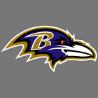 Baltimore Ravens NFL Car Truck Window Decal Sticker Football Laptop Yeti Bumper $2.75 USD on eBay