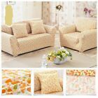 1/2/3/4 Seater Elastic Stretch Slipcover Home Chair Sofa Couch Covers Protector