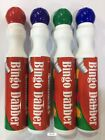 Tallon Bingo Dabbers Dauber Markers 4 Colours Available 40ml - 1 Dabber only
