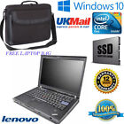 Lenovo Thinkpad X200 Core Duo 4gb Laptop 1tb/480gb Ssd Windows 10 Professional