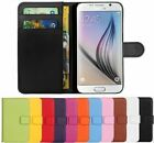 Apple iPhone 4 / 4S Case - Leather Flip Wallet Stand Card Case