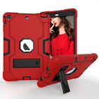 For Apple iPad Mini 1 2 3 Tablet Case Kids Silicone ShockProof Hybrid Hard Cover