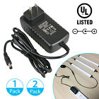 UL Certified 2A DC12V Power Supply Adapter Transformer for LED Strip Light