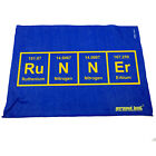 Gym Sweat Microfiber Sports Towel Jogging Funny - Runner Periodic