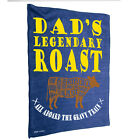 Kitchen Cooking Tea Towels - Dads Roast Meat Cooking - Cooking Cleaning