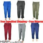 Внешний вид - Seven Apparel Men's Flannel Fleece Pajama Pant Lounge Pants Size S M L XL 2X new