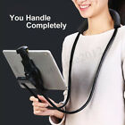 Flexible Necklace Lazy Bracket Neck Hanging Phone Tablet Holder For iPhone iPad