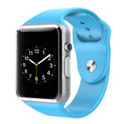 Bluetooth Smart Watch Camera Phone Mate SIM for Android Samsung iPhone Man Kids