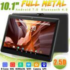 10.1'' 4g+64gb Android 7.0 Tablet Pc Octa 8 Core Hd 2.5d Wifi Bluetooth 2 Sim 4g