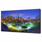 CENTRAL PARK NEW YORK CANVAS PRINT PICTURE WALL ART FREE FAST DELIVERY