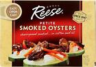Reese Petite Smoked Oysters, 3.7-Ounces