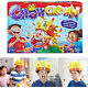 UK Family Chow Crown Game Hat Filled Of Suspense Musical Food Challenge Fun Toy