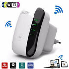 300Mbps WiFi Repeater AU Plug Wireless Router Range Extender Signal Booster OZ