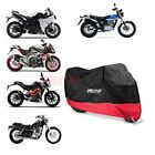 L-3XL Motorcycle Bike Scooter Rain Dust UV Protective Cover Weatherproof 4Season
