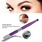 Reuseable Microblading Pen with 5x 6.5mm Disposable Roller Needles Permanent