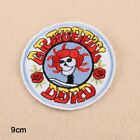 Embroidered Patches Guns N Roses AC-DC Michael Jackson Linkin Park Metalica Kiss