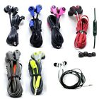 New Skullcandy Ink&#039;d 2.0 Earbuds Headphones Wired Mic Remote Black Red Blue  <br/> Same Day Shipping from USA -Guaranteed Authentic + MIC