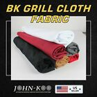 Stereo Speaker Grill Cloth Fabric Mesh Fabric 40 x 55 152Square Feet FT 3D