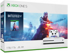 Xbox One S 1TB Console, Battlefield V Download Bundle, Multiplayer Shooter, FPS