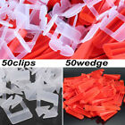 Clips Leveling System Wedges Plastic Spacer Tiling Tool Flooring Pliers Supply