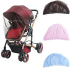 Infant Kids Baby Carriage Mesh Mosquito Net Canopy Cover for Stroller Carriers image