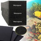 50/100cm Black Biological Cotton Filter Foam Pond Aquarium Fish Tank Sponge Pad