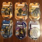 NIB FORTNITE Action Figures Jazwares - 6 Characters Available- SHIPS TODAY