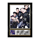 One Direction one thing1 Music STAR Signed Print 2018 A1 A2 A3 A4 Framed