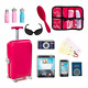 18 inch Doll Travel set including Carry on Luggage with Ticket Passport  14