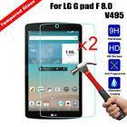 Tempered Glass Screen Protector Film For iPad Samsung LG Kindle Microsoft Tablet