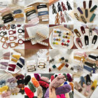 Fashion Girls Hair Clip Snap Barrette Stick Hairpin Bobby Pin Accessories Gift