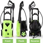 2600PSI 1600W Electric High Pressure Washer Motor Jet Sprayer Portable 1.6GPM  .