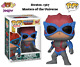 STRATOS Masters of the Universe #567 - Funko Pop! Vinyl Television *New*