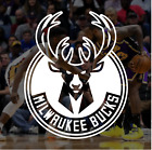 Milwaukee Bucks NBA Logo / Vinyl Decal Sticker on eBay