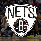 Brooklyn Nets NBA Logo / Vinyl Decal Sticker on eBay