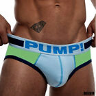 1X3X Men's Underpants Briefs 100%Cotton Boxer Sexy Underwear Man Short Pants UK