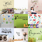 Removal Vinyl Quotes Wall Art Sticker Home Bedroom Nursery Decal Art Mural Decor