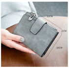 Fashion Small Female Purse short purse Lady Letter Snap Fastener Zipper Short image