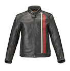 Triumph Motorcycles Mens Raven 2 Leather Jacket MLHS17321 $550.0 USD on eBay