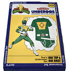 Внешний вид - Underoos Mens Mighty Morphin Power Rangers Green Underwear Shirt & Brief Set NIB